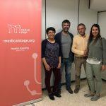 Medical Stage: nova plataforma de formació en salut a Barcelona
