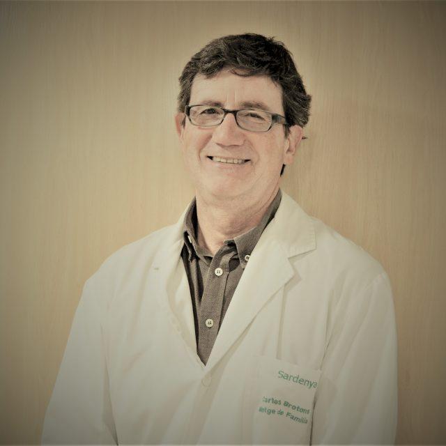 Dr. Carles Brotons